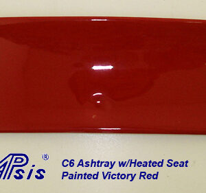 C6 Corvette 05-13, Painted Ashtray (Overlay)