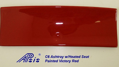C6 Corvette 05-13, Painted Ashtray (Overlay) 1